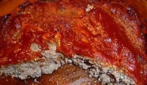 Mom's Favourite Meat Loaf