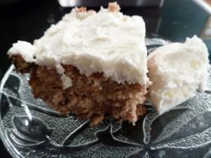old fashioned raisin spice cake