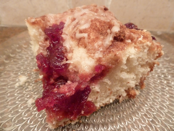 Cranberry Coffee Cake Bisquick