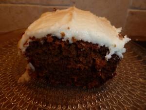 Great Grandma's Soft Ginger Cake