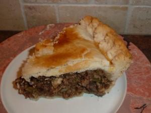 Grammy's Meat Pie (Tourtierre)