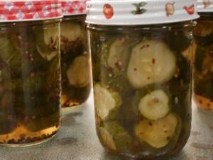 Nine Day Pickles